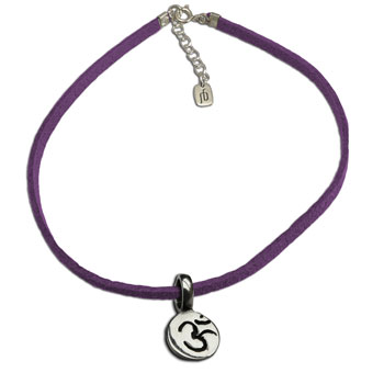 Crown Chakra Anklet