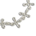 eternal knots anklet