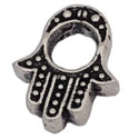 Protection Hamsa Bead (pandora compatible)