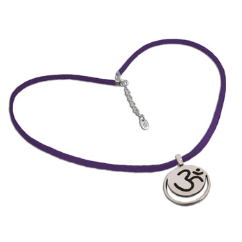 Serenity Crown Chakra Necklace