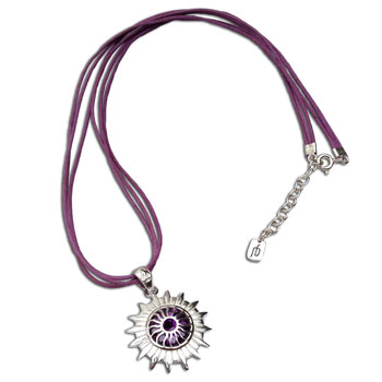 Crown Chakra Necklace Adjustable