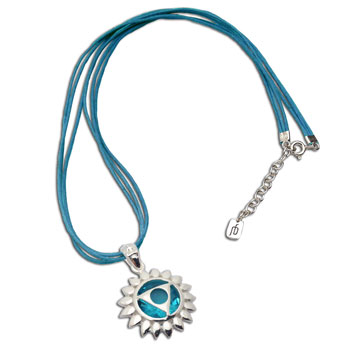 Throat Chakra Necklace Turquoise